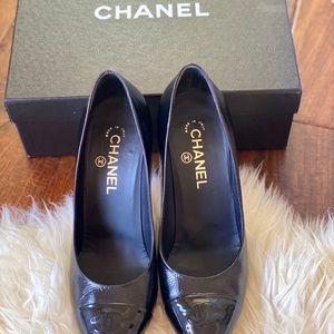 Chanel pumps